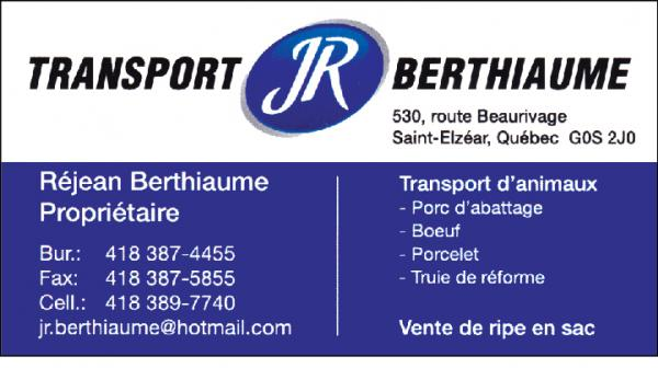 Transport J.R. Berthiaume inc.